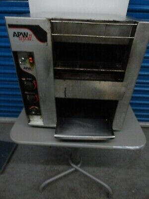 APW Wyott model BT15 commercial Conveyor Toaster oven Bagels Buns