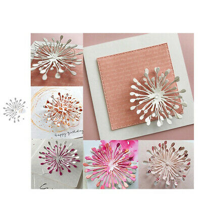 Metal Stitched Cutting Dies Goblet Lace DIY Card Making Paper Album Cut Stencils