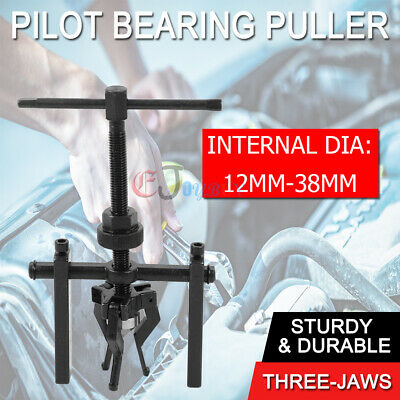 3 Jaws Pilot Puller Bearing Bushing Gear Extractor Automotive Heavy Duty Remover