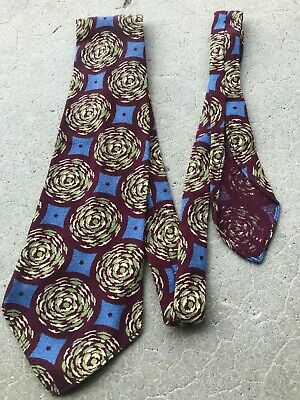 Original 1930S 1940 Ensign  Ties  Deadstock Vintage Tie  Swing Band Tie Art Deco