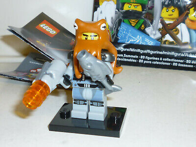 Lego Ninjago Movie Figures 71019 Minifiguren Nr 6: Jay Walker neu Selfieman
