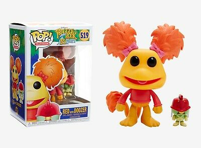 Funko Pop TV: Fraggle Rock 35 Years - Red with Doozer Vinyl Figure Item No 15043