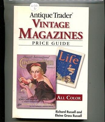 Antique Trader Vintage Magazines Price Guide 2005 Krause Russell