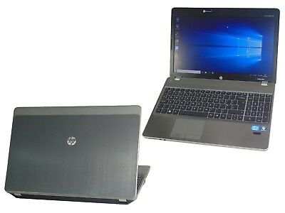 HP ProBook 4530s Core i3-2330M 2.20GHz 4GB Ram 500GB HDD Webcam HDMI Laptop
