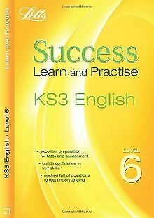 Letts Key Stage 3 Success Learn and Practise - Engl...   Buch   Zustand sehr gut