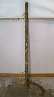 Old Antique Vintage Peavey Cant Hook Log Roller Lumberjack Logging Tool (A)