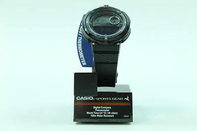 Casio Mens G-shock DW9052-1V Shock Resistant Black Resin Sport Watch