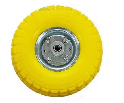 Heavy Duty Puncture Proof Sack Truck Rubber Wheels / Go cart / RM002 / Tyres