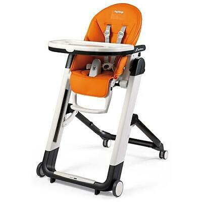 Peg Perego Siesta High Chair - Arancio
