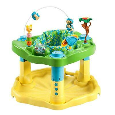 Exersaucer Bounce And Learn Zoo Friends
