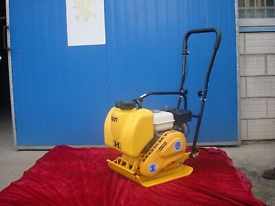 WACKER PLATE COMPACTOR PLATE  C60 T 72 KG with WATER TANK LAST 2