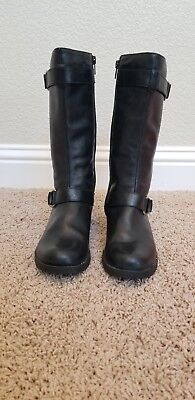 5516f20e7bb KENNETH COLE REACTION Very Clear Motorcycle Boot-Women s size 6 M ...