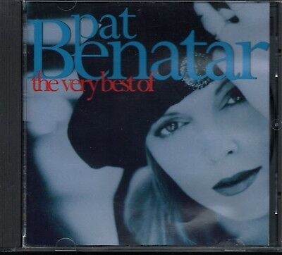 PAT BENATAR - The Very Best Of - CD Album *Greatest Hits**Collection**Singles*