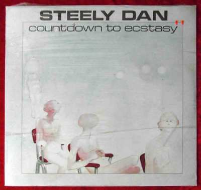 LP Steely Dan: Countdown to Ecstasy (ABC ABCX 779) D 1973  Sealed!!