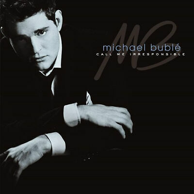 Call Me Irresponsible CD Michael Buble