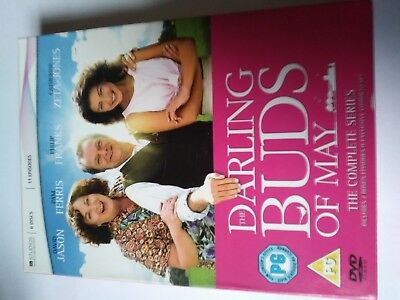 The Darling Buds Of May Complete Series Uk Dvd Box Set