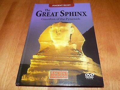 ANCIENT CIVILIZATIONS THE GREAT SPHINX Ancient Egypt History Channel LN DVD