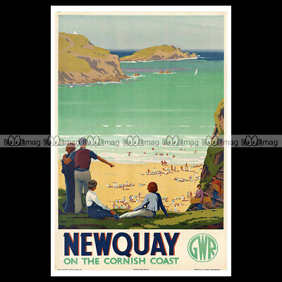 #phpb.000332 Photo NEWQUAY 1946 Advert Reprint