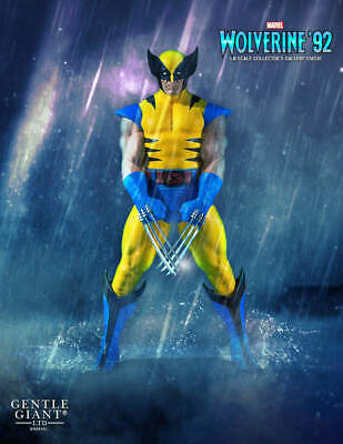 X-Men - Wolverine 1992 Collector's Gallery 1/8th Scale Statue