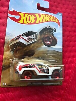 'Spanking' NEW HOT WHEELS DUNE CRUSHER 2019 OFF ROAD TRUCK SERIES WALLMART EXCL