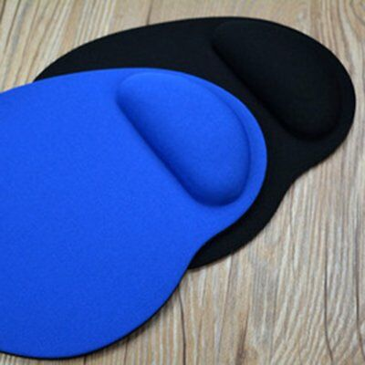 Ergonomic Mouse Pad with Wrist Support Soft EVA Mouse Mat for Laptop V6