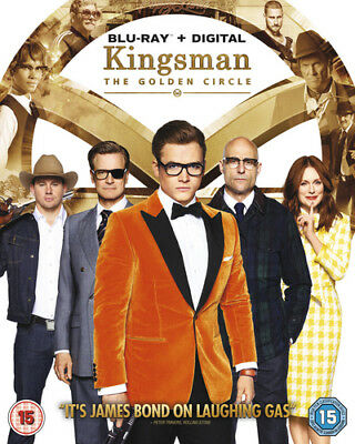 Kingsman: The Golden Circle (BLU-RAY)