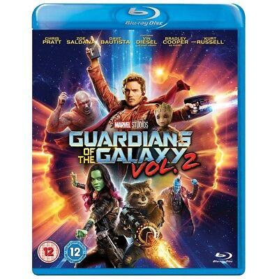 Guardians of the Galaxy: Vol.2 (BLU-RAY)
