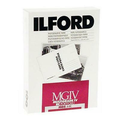 Ilford IV Resin B/W Enlarging Paper 4x6in, 100, Pearl #1171299