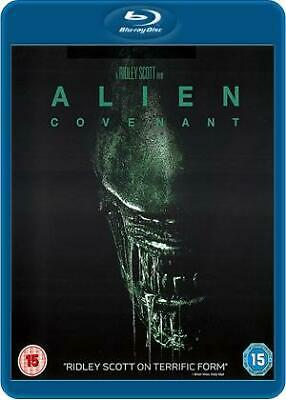 Alien: Covenant (BLU-RAY) (2017)