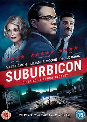 Suburbicon DVD (2017)