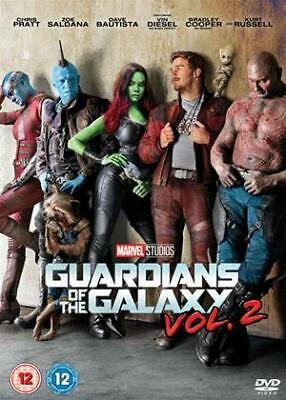 Guardians of the Galaxy: Vol.2 DVD (2017)
