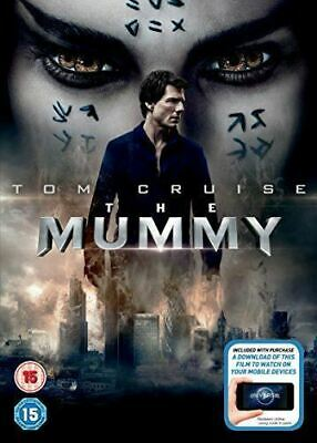 The Mummy DVD (2017)
