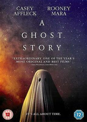 A Ghost Story DVD (2017)