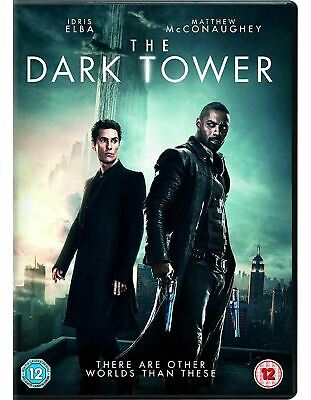 The Dark Tower DVD (2017)