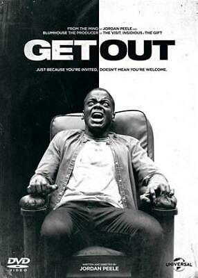 Get Out DVD (2017)