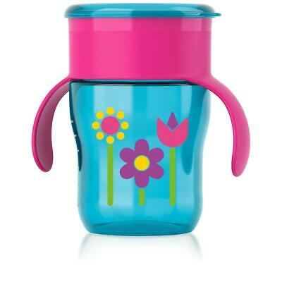 Philips AVENT Natural Drinking Cup 9 oz - Assorted Purple