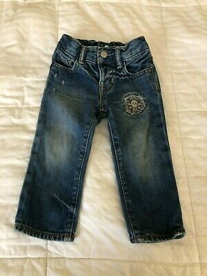 Baby Gap Baby Boy Mini Skinny Jeans size 6-12 months old SP18A