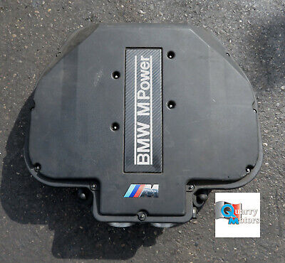 Genuine Used BMW Air Intake Chamber Plenum for M5 S62 for 5 Series E39 7831262