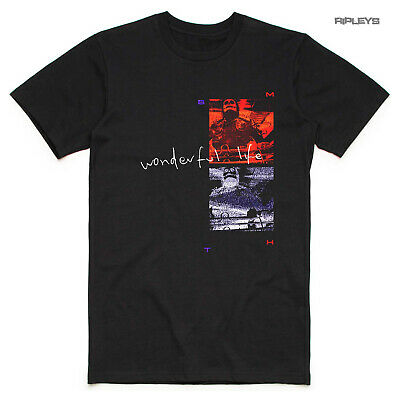 Official T Shirt BMTH Bring Me The Horizon  'Wonderful Life' All Sizes