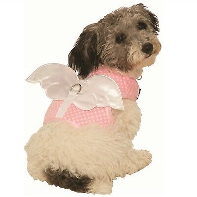 Small Fairy Harness Pet Costume for Dogs and Cats