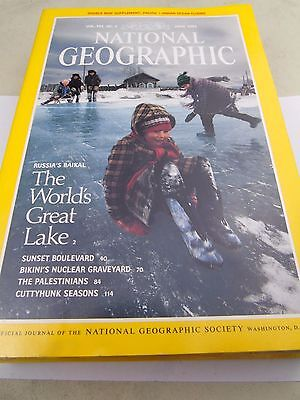 NATIONAL GEOGRAPHIC JUNE 1992 THE WORLDS GREAT LAKE MAGAZINE 181 No.6