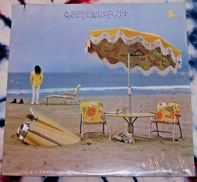 NEIL YOUNG On The Beach REPRISE RECORDS 1974 1A/1A first pressing NM Top Copy!!!