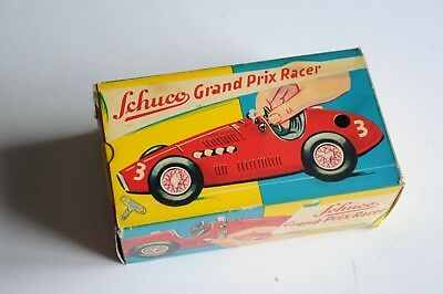 Schuco 1070 - Grand Prix Racer Made In Western Germany