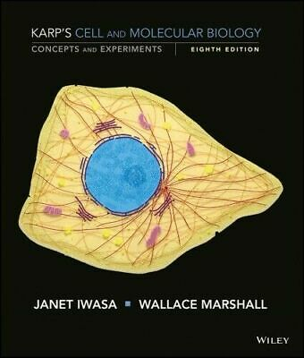 [PDF] Karp's Cell and Molecular Biology Concepts and Experiments (8th Edition)
