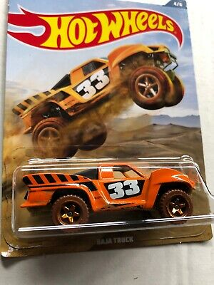 'Spanking' NEW HOT WHEELS BAJA TRUCK 2019 OFF ROAD TRUCK SERIES WALLMART EXCL