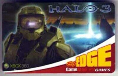 EB Games HALO 3 collectors gift card