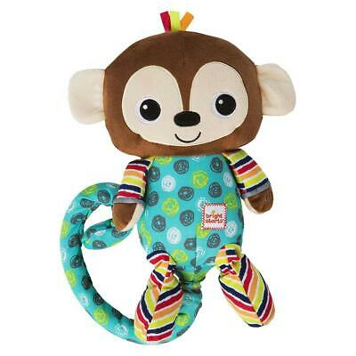Bright Starts Roll and Laugh Monkey