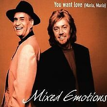 You Want Love '99 von Mixed Emotions   CD   Zustand sehr gut