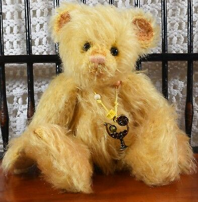 Rare Charlie Bears Minimo Isabelle Lee LE Bear~ Cocktail Collection ~ Pina