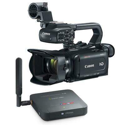 Canon XA11 Pro Camcorder with Epiphan Webcaster X2 - Bundle #2218C002 C